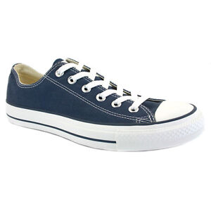 Converse-Unisex-Trainers-All-Star-Chuck-Taylor-Ox-Navy-Shoes