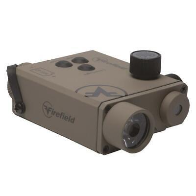 Firefield Charge XLT Flashlight and Green Laser Sight Dark Earth (FF25013DE)