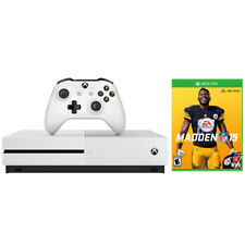 Microsoft   Xbox One S Console with Madden NFL 19