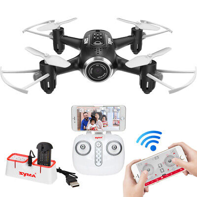 RC Drone WIFI FPV HD Camera Syma X22W 2.4Ghz 4CH Quadcopter Helicopter Kids Toy