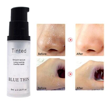 Soft Textured Natural (Natural Blur Primer Soft Smooth Gel Textures Long Lasting Foundation Makeup)