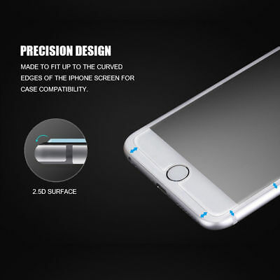 "Premium Real Tempered Glass Film Screen Protector For 4.7"" iPhone 6 7 8"