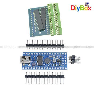 Nano V3.0 Atmega168 16m 5v Mini Usb Micro-controller Ch340g Adapter For Arduino