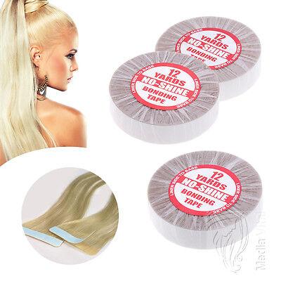 Schmales Super Bonding Tapeband 8mm x 5,50m für Tape Extension Skin Weft Tressen