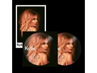 4 Kylie tickets 26-09 O2 Arena £20 per ticket