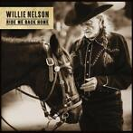 cd - willie nelson - RIDE ME BACK HOME (nieuw)