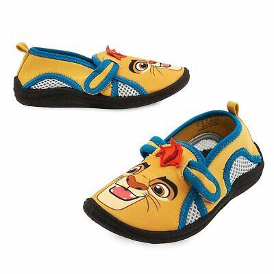 Disney Swim Shoes (DISNEY LION GUARD KION KIDS POOL BEACH SWIM SHOES (Size)