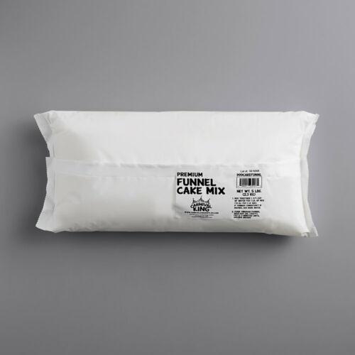 Carnival King 5 lb. Funnel Cake Mix (select quantity)