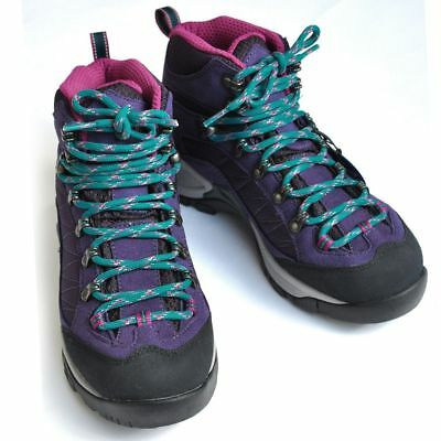 NEW Columbia Sz 7 Madruga Peak 5 Dark Plum Hiking Shoes