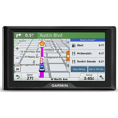 Garmin 010-01533-0C Drive 60LM GPS Navigator (US Maps) with Lifetime Maps