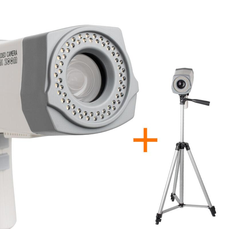 Medical LED Electronic Colposcope Video Camera 800K pixel Handle+Tripod CE