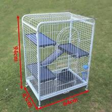 Warehouse direct 4 level ferret Cage Rabbit Hutch Cage Riverwood Canterbury Area Preview
