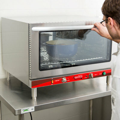 Full Size Electric Countertop Convection Oven With Steam Injection - 208-240v