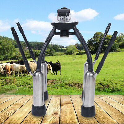 Milk Cup Group 240 Model Clawpiece For Dairy Cow Milker Milking Machine Vacuum