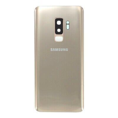 Tapa Bateria Back Cover + Lente Camara Trasera Samsung Galaxy S9 Plus...