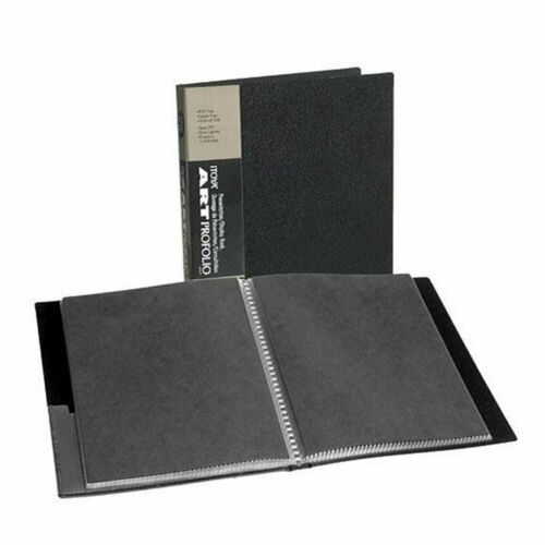"Itoya Art Profolio 18x24"" Storage/Display Album 24 Sleeves-48 Views-PICKUP ONLY"