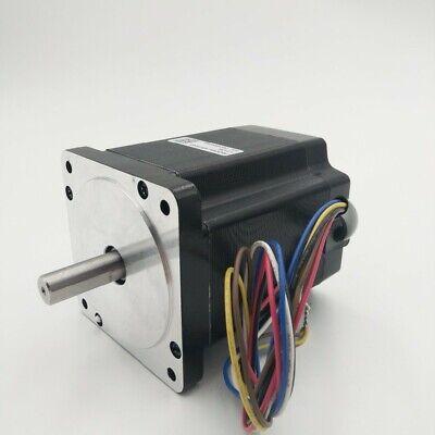 Leadshine Motor 863s42 3 Phase Nema 34holding Toque Of 4.2 Nm 595 Oz-in