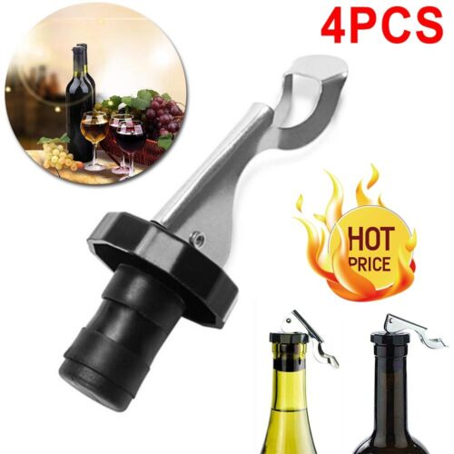 Wine bottle vacuum saver sealer plug silicone preserver pump stopper stoppers