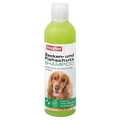 250 ml Beaphar Flohshampoo gegen ZECKEN Flohschutz Shampoo für Katze