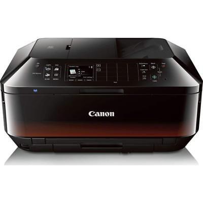 Canon - PIXMA MX922 Network-Ready Wireless All-In-One Printer - Black