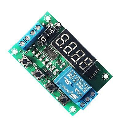 Voltage Monitor Volt Test Relay Switch Control Board Module Dc 12v Tester A9z3