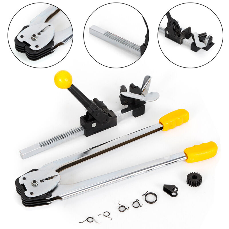 Manual Strapping Machine, Steel Strapping Sealer Packing Tool(Tensioner Banding)