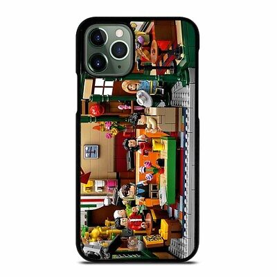 FRIENDS CENTRAL PERK LEGO iPhone 6/6S 7 8 Plus X/XS Max XR 11 Pro Max Case Cover