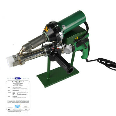 Ac220v Handheld Plastic Extrusion Welder Gun Hot Air Extruder 5001c