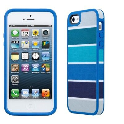 Iota FabShell Case iPhone SE 5S 5 ColorBar Arctic - 20X