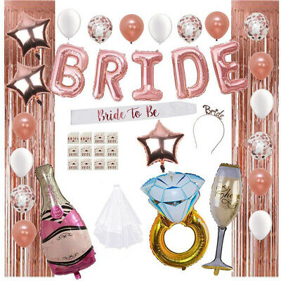 Bridal Shower Decorations by Serene Selection, Bachelorette Party Supplies, Rose Decorating Bridal Shower