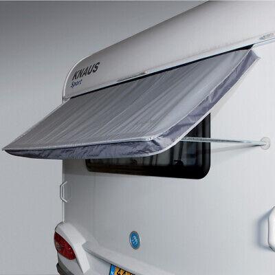 Wohnwagenmarkise Sonnensegel Vordach Vorzelt Fenstermarkise Regenplane 180x75
