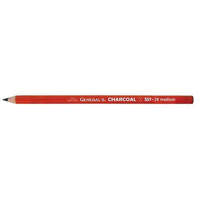 General Charcoal Pencil 557-2B