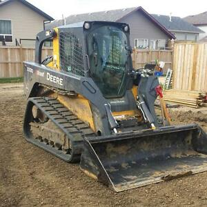 J-West Construction skid steer and excavation services