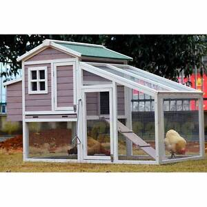 LARGE Chicken Coop , Rabbit Guinea Pig Hutch Ferret House -Sophia Mordialloc Kingston Area Preview