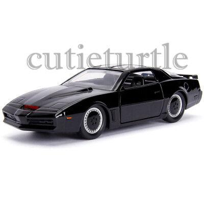 Jada Knight Rider K.I.T.T. 1982 Pontiac Firebird Trans Am 1:32 30923-DP1 Black