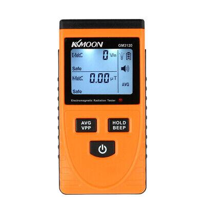 Gm3120 Lcd Digital Electromagnetic Radiation Detector Emf Meter Dosimeter Tester
