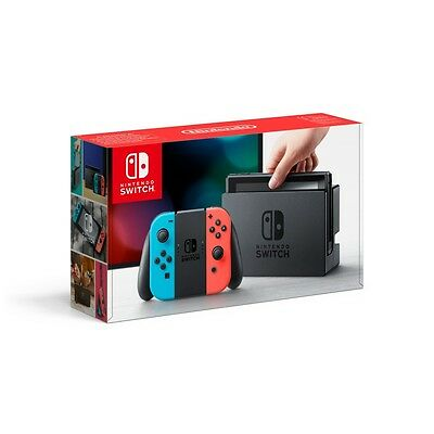 "NINTENDO SWITCH CONSOLE 6,2 PANTALLA ""2 JOYPAD RED-BLUE"