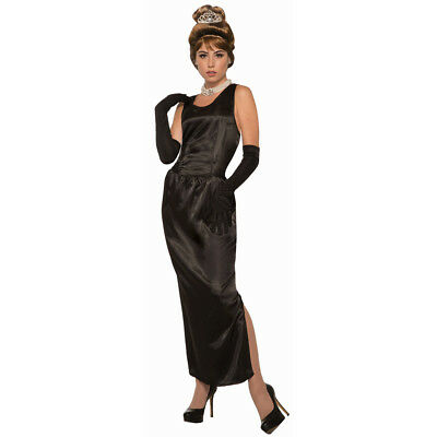 Womens Breakfast At Tiffany's Holly Golightly Gown