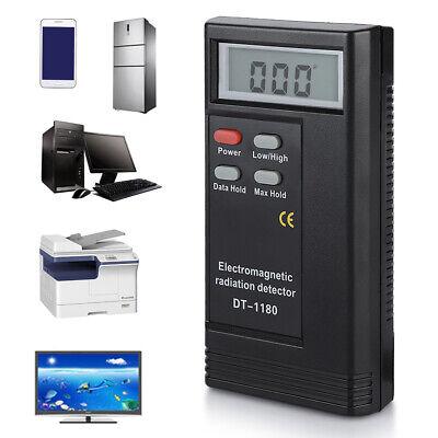 Lcd Electromagnetic Radiation Detector Emp Meter Dosimeter Field Geiger Tester