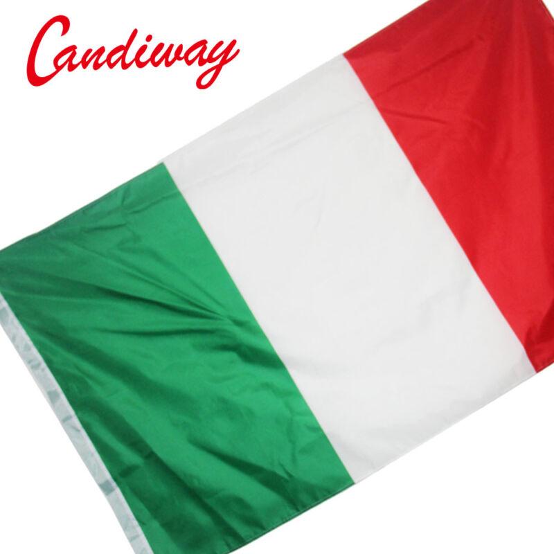 Italy National Flag 90*150 cm Banner Italian flag Flying Flag High Quality flags