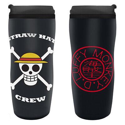 One Piece - Strohhut-Piratenbande - Thermobecher - - Piraten Becher