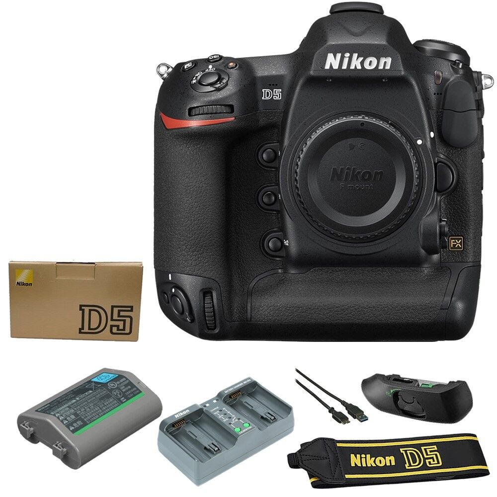 Nikon D5 Body Only Digital SLR Camera