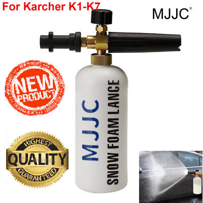 MJJC 1L Snow Foam Lance Karcher Sprayer For Car Pressure Washer Cannon K1-K7 segunda mano  Embacar hacia Argentina