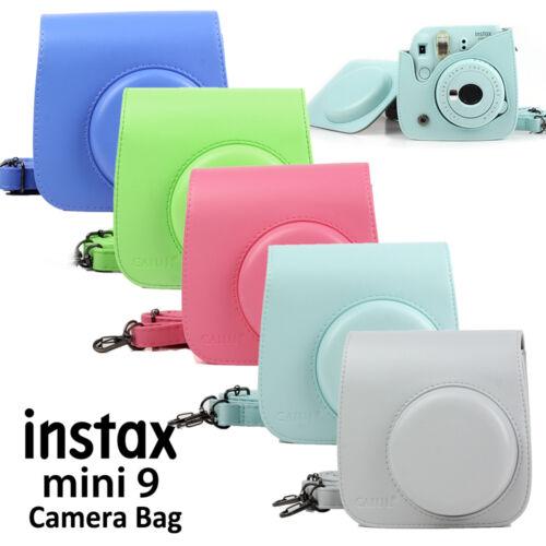For Fujifilm Instax Mini 8 9 Film Camera Carrying Bag Should