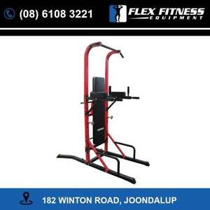 Armortech Power Tower - Includes Folding Bench!