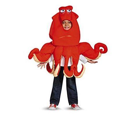 Hank The Septopus Deluxe Toddler Costume Oktopus Krake Kostüm Kinder Baby (Deluxe Baby Kostüme)
