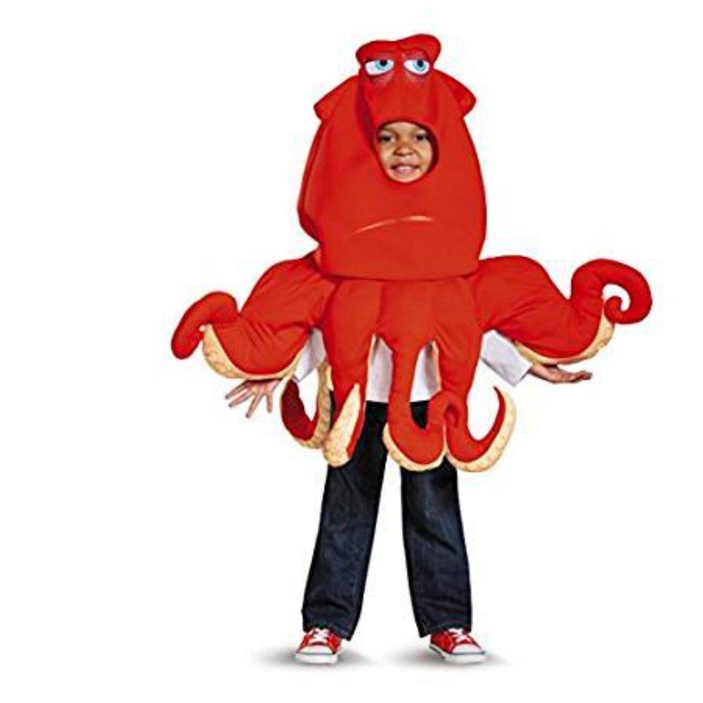 Hank The Septopus Deluxe Toddler Costume Oktopus Krake Kostüm Kinder Baby 92