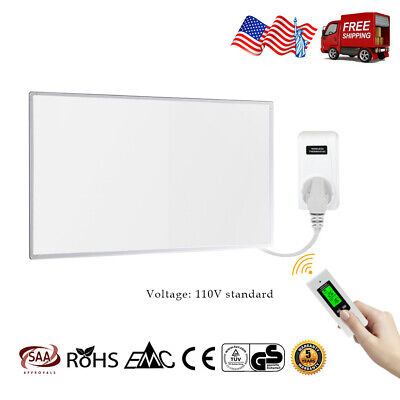 Far Infrared Panel Heater Electric Radiant Wall Heating Panel Energy covid 19 (Electric Infrared Wall coronavirus)