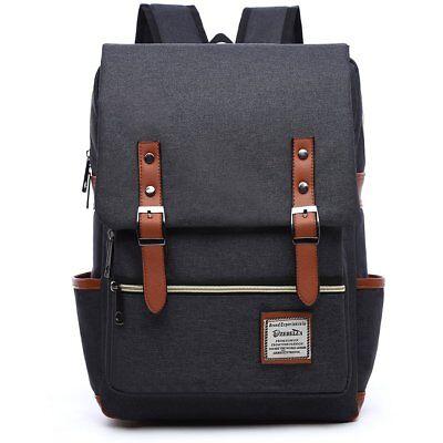 Zebella Lightweight College Backpack Laptop Bag School Travel Daypack Unisex