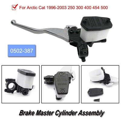 0502-387 Replaces Stable Master Cylinder Assembly For Arctic Cat 250 300 400 454